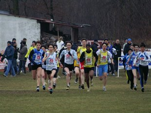 Pré-France de Cross & Equip'athlé